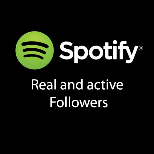 spotify real followers